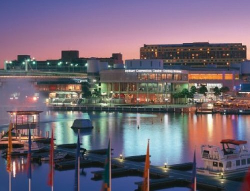 New Sydney Convention Centre & Entertainment Centre and Refurbished Sydney Entertainment Centre