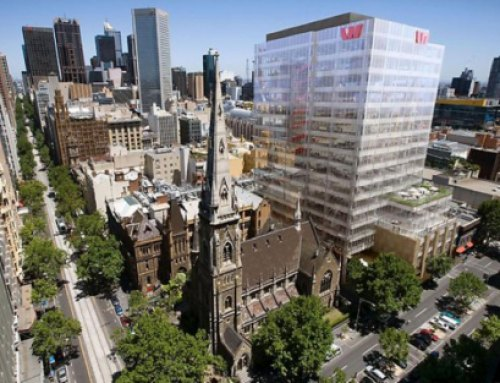 Westpac Fitout, 150 Collins Street