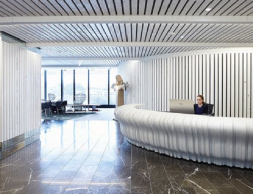 Gadens Lawyers Fitout, Brisbane