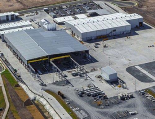 Holcim Precast Concrete Manufacturing Facility, QLD