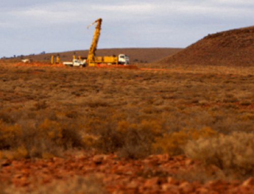 OzMinerals Carrapateena Advanced Exploration Project, SA