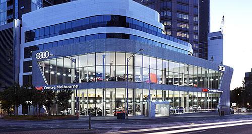 Audi Centre Amp Maserati Melbourne Wt Partnership India Amp Middle East