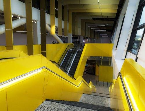Melbourne Airport Southern Precinct, LEED & CxA