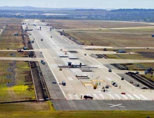 Melbourne Airport Runway Widening