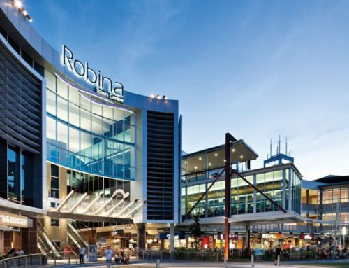 Robina Town Centre, Qld