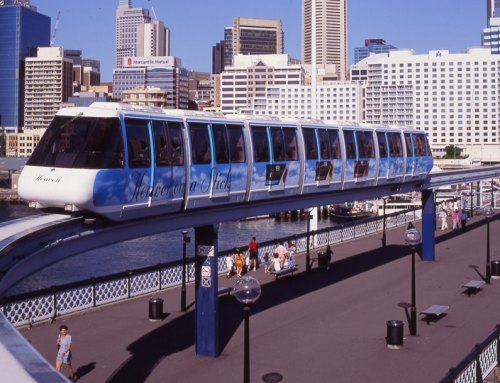 Sydney Monorail Decommissioning & Removal