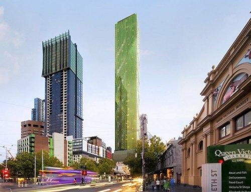 Victoria One, 452 Elizabeth Street, Melbourne