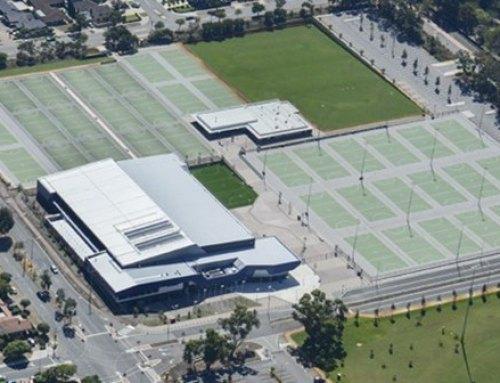 West Australian State Netball Centre